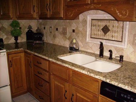 Turkish Ice Granite Slabs | New Venetian Gold Granite Countertops (145),  New Venetian Gold, Dallas ... | Kitchen Ideas | Pinterest | Venetian Gold  Granite, ...
