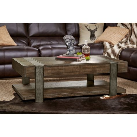 Union City Lift Top Coffee Table Table Furniture Lift Top