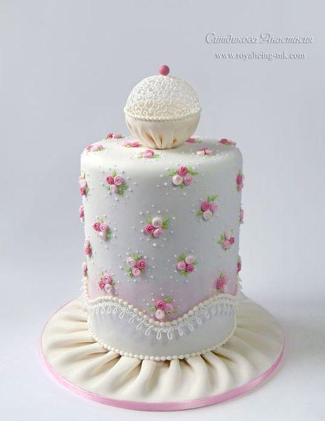 Cake by Anastasia