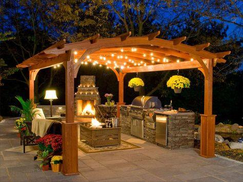 Barbecue cuisine d\'été - quel type choisir et où l\'installer ...