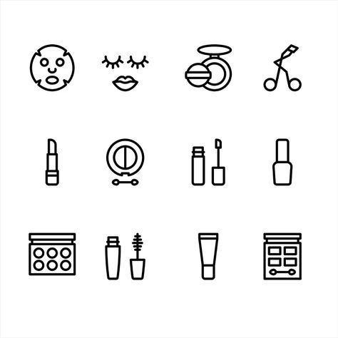 Download high quality vector icons. Can be used for websites & apps,infographics, packaging and print. Pixel Perfect icons designed on a precise 48px grid system.  #icondesign #lineicons #iconpack #outline #webicons #infographic #graphicdesign #symbols #abstractocreate #katerinemelina