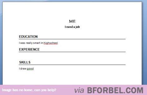 Keepinu0027 The Resume Short And Sweetu2026 Funny Pinterest - short resume