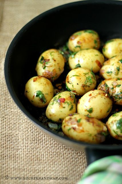 Roasted New Potatoes Recipe Steak Side Dishes Recipes Cooking Recipes