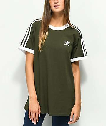 top fashion outlet store sale pretty nice adidas 3 Stripe Night Cargo T-Shirt | clothes in 2019 ...