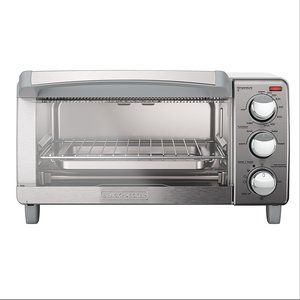 Open Kitchen By Williams Sonoma 4 Slice Toaster Oven In 2021 Toaster Oven Toaster Open Kitchen