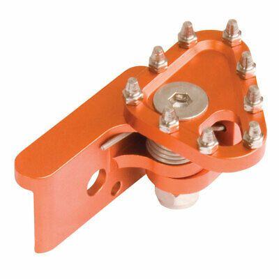 Sponsored Ebay Tusk Aluminum Brake Pedal Replacement Toe Tip Orange Fits Ktm 200 Exc 2004 05 In 2020 Brake Pedal Ktm 200 Exc Pedal