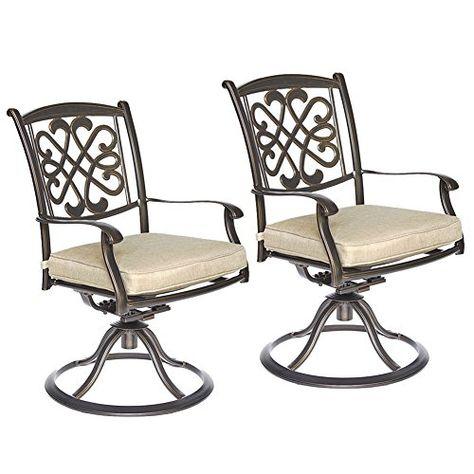 Pcs Sets Dali Patio Glider Chairs, Outdoor Patio Glider