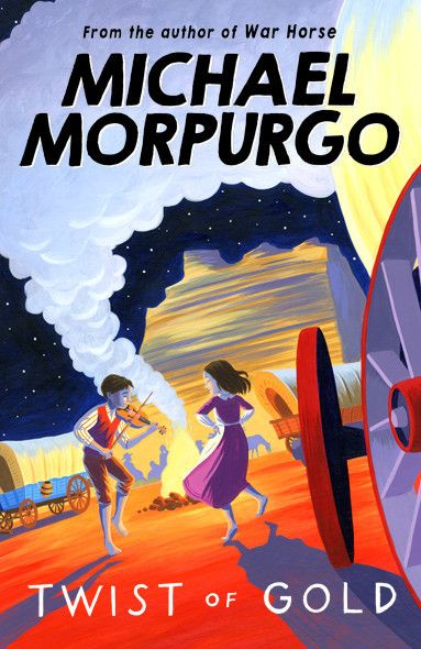 Twist Of Gold Michael Morpurgo Book Cover Children S Book Awards