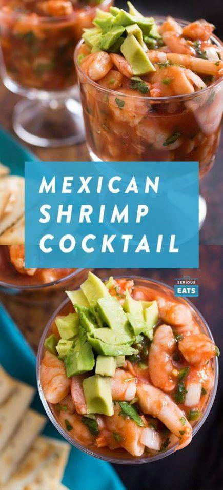 29 Trendy Birthday Dinner Ideas Vegan Mexican Shrimp Cocktail Mexican Shrimp Mexican Salsa Recipes