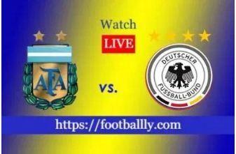 Germany Vs Argentina Live Stream International Friendly Germany Vs Argentina Germany Vs Live Football Match