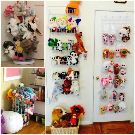 18 Genius Stuffed Animal Storage Ideas With Images Childrens