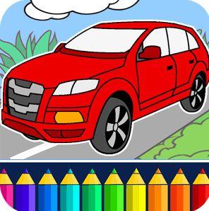 Araba Boyama 2020 Oyun Araba Otomobil
