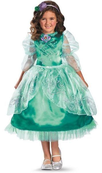 Kids Ariel Sparkle Deluxe Costume in 2019 | Ariel Costumes
