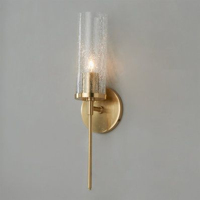 Gl Hurricane Sconce 1 Light