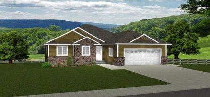 Home Plans With Walkout Basement Open Concept Bedrooms 35 Ideas For 2019 Basement House Plans Garage House Plans House Plans