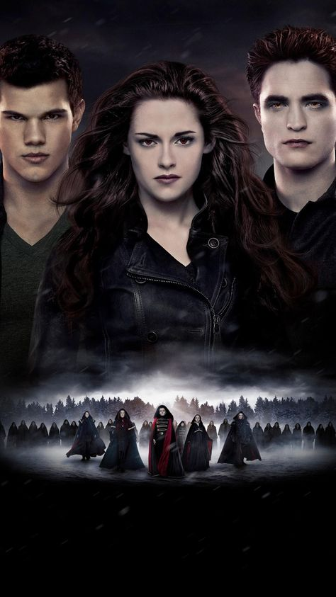 The Twilight Saga: Breaking Dawn - Part 2 (2012) Phone Wallpaper   Moviemania