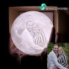 Endlich Wieder Erhaltlich Diese Mond Lampe Ist Ein Personliches Geschenk Fur Einen Besonderen Mensch In 2020 Mond Lampe Einzigartige Geschenke Personliche Geschenke