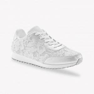 sneakers adidas dentelle