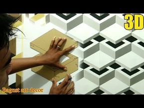 3d Wall Painting 3d Wall Decoration Cat Tembok Kreatif 3d