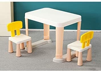 Children S Study Desk Toddler Tables Chairs Table Chair Sets For Kids Kindergarten Toy Table Adjust In 2020 Toddler Table Childrens Desk And Chair Table And Chair Sets