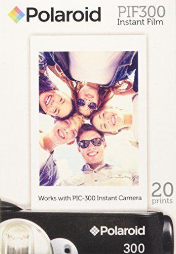 Polaroid PIC 300 Instant Film - 20 Prints (2 10-Print Packs) $19.86 End Date: 2019-01-04 13:44:15 Original price: $26.99
