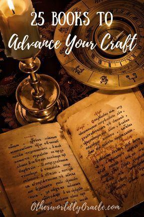 Top 25 Witchcraft Books Beyond Wicca 101   Witchcraft   Witchcraft