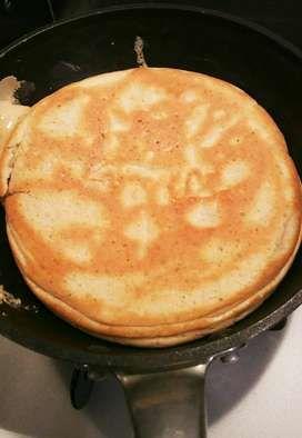マイプロテイン パンケーキミックス 作り方