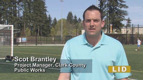 This video by Clark County, Washington shows how rain gardens and synthetic turf work in the low impact development of Luke Jensen Sports Park. For more information, visit http://www.stormwaterpartners.com/LID/