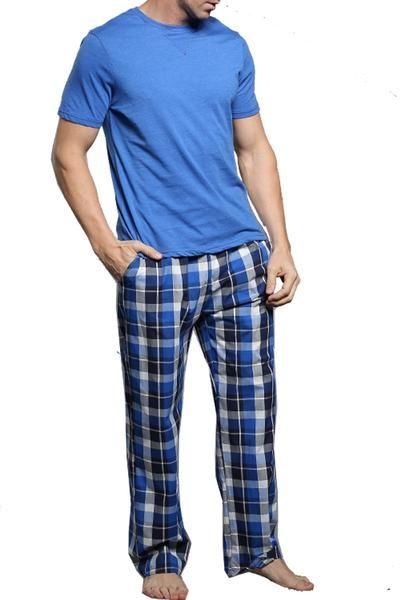 Gant PJ Pants Flannel Pantalones de Pijama para Hombre
