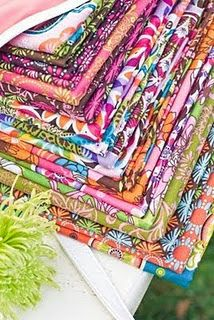 Funky Fabric website - fabric and patterns