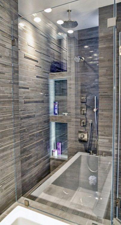 Modern Bathrooms Springwood Contemporary Bathroom Tiles Design Ideas Schone Badezimmer Tolle Badezimmer Zeitgenossische Badezimmer