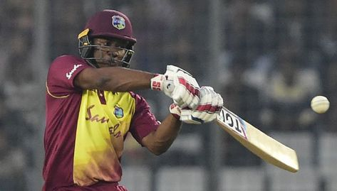 Evin Lewis hits blazing fifty as Windies end Bangladesh tour with T20 series win