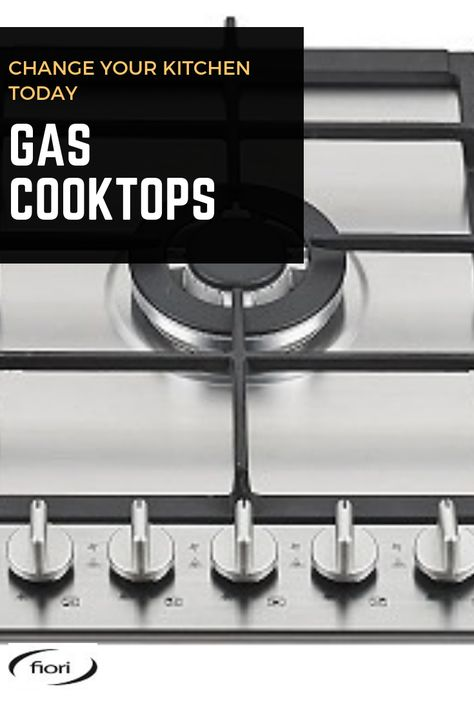 Stylish Gas Cooktops Time To Upgrade