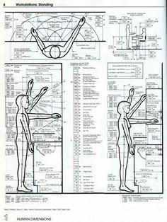 Tremendous Standard Ergonomic Design Human Dimension Workshop Pdpeps Interior Chair Design Pdpepsorg