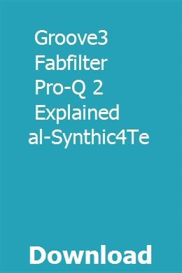 Fabfilter pro-q eq tips & tricks youtube.