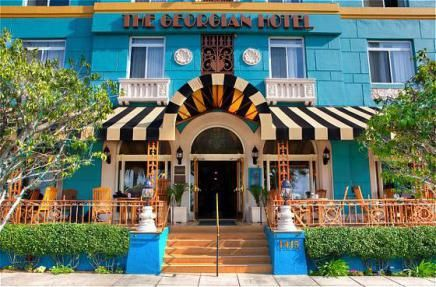 Georgian Hotel Santa Monica, CA