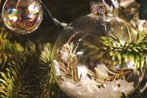 Wicca Christmas.5 Easy Ornaments For Yule The Winter Solstice Projects To