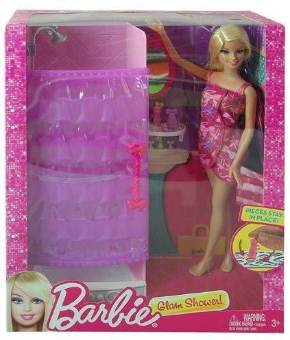 Barbie Doll Showers Barbie Barbie Dolls Shower