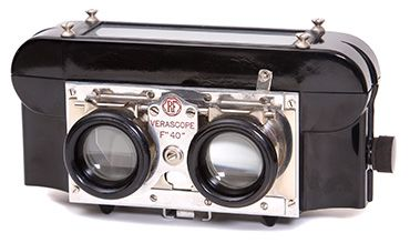 Verascope 40 Stereo Viewer Washing Machine Home Appliances