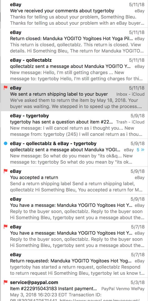 faster returns experience eBay Remorse Returns automatically - agent contract template