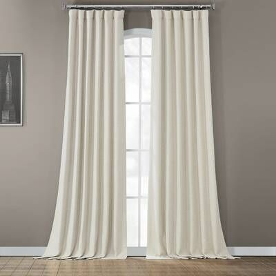 Moretinmarsh Floral Semi Sheer Thermal Rod Pocket Curtain Panels Reviews Birch Lane Curtains Blackout Curtains Panel Curtains