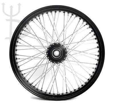 Sponsored Ebay 21 X 3 5 Black 60 Spoke Front Wheel Tubeless Rim Harley Motorcycle Harley Dyna Wide Glide Motorcycle Harley Motorcycle Parts And Accessories