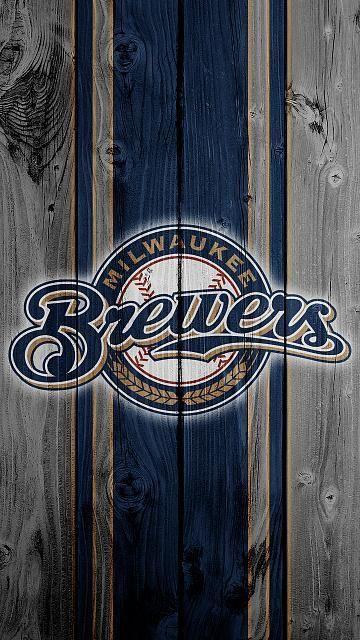Pin By Alan On Fondos Mlb Wallpaper Milwaukee Brewers Cavaliers Logo