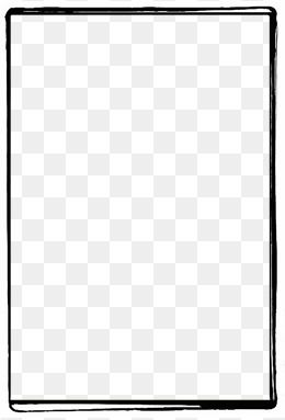 검은 간단한 틀 경계 무늬 프레임 클립 아트 검은 단순한무료 다운로드를위한 Png 및 Psd 파일 Frame Border Design Frame Clipart Border Design