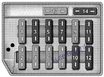 2004 Chrysler Crossfire Fuse Box Diagram Wiring Diagram Regular Regular Cfcarsnoleggio It
