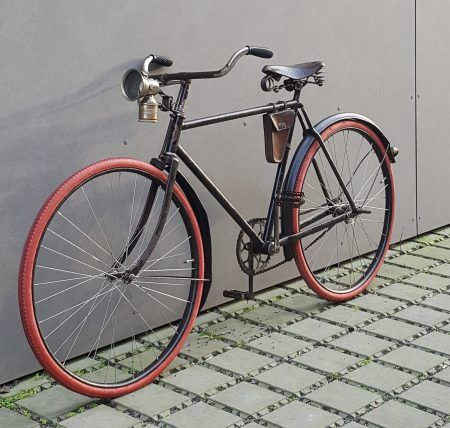 Herrenfahrrad Phanomen Baujahr 1928 Past Bikes Historisches