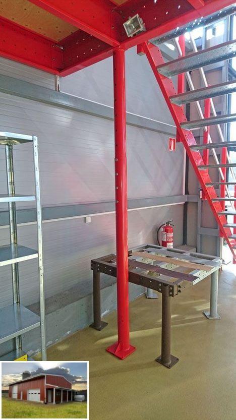 Info On Floor Plans For Metal Building Homes Metalbuildingsgarage Metal Building Homes Interior Door Trim Loft Spaces