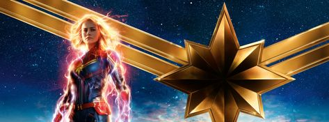Movie/Captain Marvel Facebook Cover - ID: 77283 - Cover Abyss