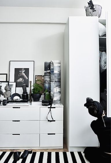 A live work apartment IKEA
