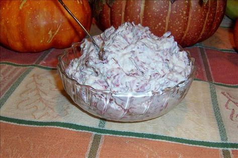 Chipped Beef Dip from Food.com: This is such an easy, flavorful dip! Great for entertaining! Can be made ahead of time and gets better the next day. Enjoy!